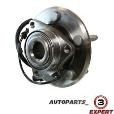 515126 BR930808 Front Hub Bearing Assembly for Dodge Ram 1500 2009 2010 2011 ABS