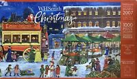 1000 Piece Jigsaw - By WH Smith Limited Edition 2007 Panoramic - Christmas