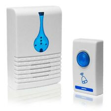 Waterproof Digital LED 32 Songs 100M Range Wireless Remote Control Doorbell  FE