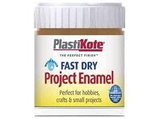 Plasti-kote - Fast Dry Enamel Paint B17 Bottle Nut Brown 59ml
