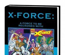 X-Force A Force to be Reckoned With Vol. 59 Premiere Classic HC  Ltd. Deadpool