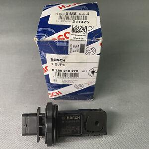 NEW For BMW 550I 650I 750I X5 X6 OE GENUINE 0280218270 Mass Air Flow MAF Sensor