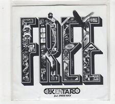 (GP946) DJ Kentaro, Free (Ft. Spank Rock) - DJ CD