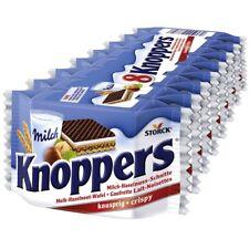 STORCK - KNOPPERS 8 pcs - 200 g - German Chocolate snack