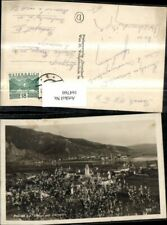 164760,Rossatz a. d. Donau m. Dürnstein Ansicht m. Baumblüte 1931