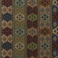 Warwick Anthropology / Kilim Style Fabric - 4 Colours. Best Prices. Upholstery