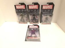 Marvel Infinite Series 3.75 GOTG Set StarLord Rocket Drax Wonder Man NEW