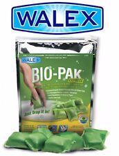 Walex Green Bio Pak Holding Tank Drop In Portable Toilet Chemical - Caravan RV