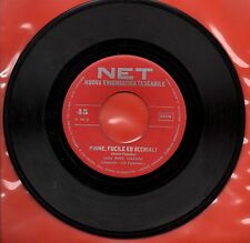 ROBY VALENTE AL NEVES disco 45 MADE in ITALY Pinne fucile ed occhiali SERIE NET