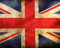 Union Jack Flag VINTAGE ENAMEL METAL TIN SIGN WALL PLAQUE