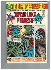 World's Finest Comics 227 Superman Batman & Deadman!  100 Pages VF!