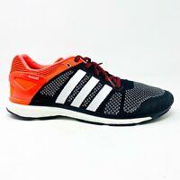 Adidas Adizero Prime Boost Black White Solar Red M21417 Mens Running Shoes