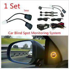 Car Blind Spot Monitoring BSM Radar Detection System Ultrasonic Sensor Assistant