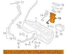 BMW OEM 15-17 X4-Fuel Pump 16117319502