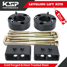 2.5'' Front 2'' Rear Full Leveling Lift Kit Spacer Ford F150 2WD/4WD 04-19