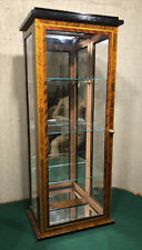 Vitrine or collectors display  cabinet
