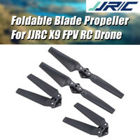JJRC Foldable CW CCW  Propeller for JJRC X9 Heron WiFi FPV RC Quadcopter Drone