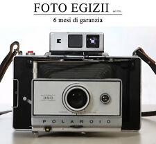 Polaroid 350 telemetro USATO GARANTITO 6 MESI istantanea vintage rare