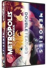 Metropolis/Memories (DVD, 2018, 2-Disc Set)