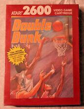 Double Dunk (Atari 2600, 1989)