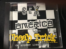 Cheap Trick Sex America Promotional CD  Rare!