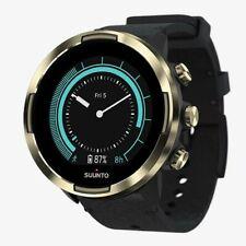 Suunto 9 Baro Gold Leather - Multisport GPS Watch Special Edition.