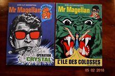 Bd - Mr Magellan - n° 3 & 4 EO voir détail en annonce.