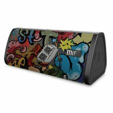 Mifa A10 Graffiti Portable Bluetooth Speaker Wireless Sound System 10W, EU Stock