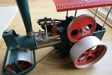 Wilesco  Live Steam Steam Roller 'Old Smokey' 1970s