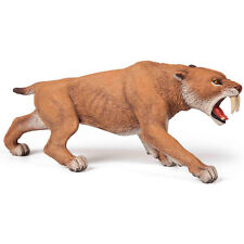 PAPO Smilodon- Saber Tooth Tiger