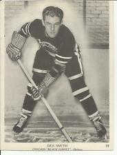 DES. SMITH # 77 OPC O-PEE-CHEE 1939-'40 HOCKEY CARD TRIMMED