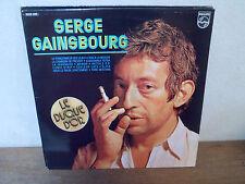 "LP 12 "" SERGE GAINSBOURG - Le disque d'or - M/MINT - NEUF - Philips 6332 198"
