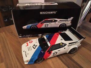 BMW M1 E24 Procar #27 1979 1:18, Alan Jones, Minichamps 183792927