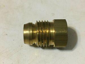 222-503 - A New 1/2 Tube Nut For A Farmall M, MD, MDV, MV, Super M Tractors