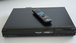 Panasonic DMR-EH585 DVD HDD Rekorder Aufnahmegerät Player 250 GB Festplatte HDMI