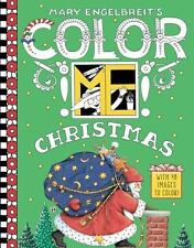 Mary Engelbreit's Color ME Christmas by Mary Engelbreit - BRAND NEW!
