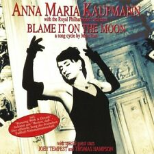 Anna Maria Kaufmann Blame it on the moon (1998) [CD]