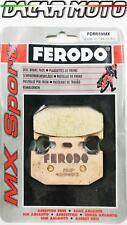 PASTIGLIE FRENO FERODO VERSIONE SPORT SUZUKIRM 125 K-L-M 1989 1990 FDB659MX