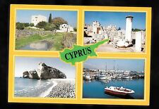Posted 2001 Multiviews of Cyprus