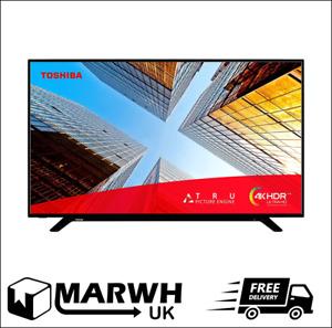 Toshiba 55UL2063DB 55-Inch Smart 4K Ultra-HD LED TV with Freeview Play TRC Tech