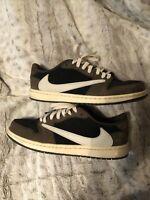 Travis Scott Air Jordan 1 Low Size 11 Cactus Jack Nike