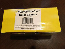 X10 XCam2 wideEye model xx17A wireless security camera