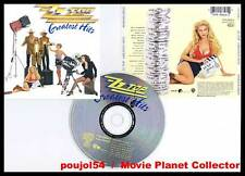 "ZZ TOP ""Greatest Hits"" (CD) 18 Titres 1992"