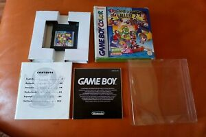 NINTENDO GAME BOY COLOR GALLERY 2 GAME & WATCH HELMET DONKEY KONG VERMIN BOXED