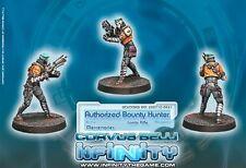 Infinity - Mercenaries: Authorized Bounty Hunter (Combi Rifle)  280713