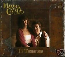 Magna Carta In Tomorrow 2-CD+DVD NEW SEALED Folk