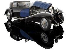 Bauer Bugatti Royale Type 41 Coupe de Ville Blue/Black 1/18 scale. Hard to find!