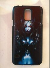 USA Seller Samsung Galaxy S5 SV Anime Phone case Video Game Sylvanas Windrunner