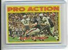 ROGER STAUBACH 1972 Topps Football Pro Action Card #122 - COWBOYS - Very Good