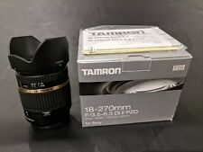 Tamron 18-270mm f/3.5-6.3 Di II PZD Lens for Sony (A amount)